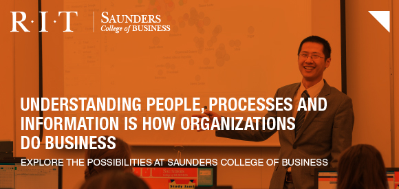 Understanding people, processes and information are how organizations do business