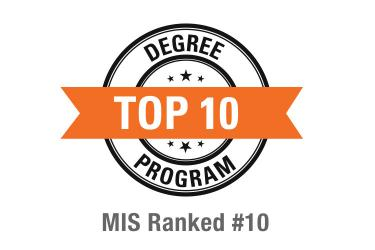 Top 10 MIS Degree Program