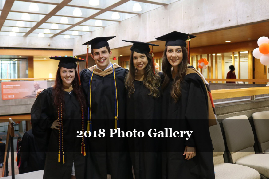 2018 Commencement Photo Gallery
