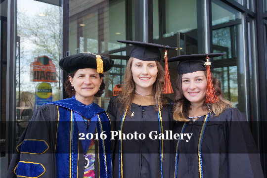 2016 Commencement Gallery