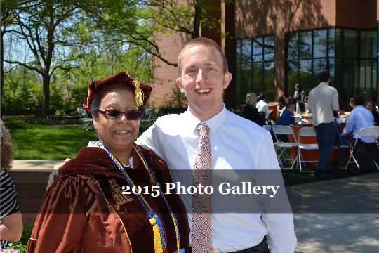 2015 Commencement Photo Gallery