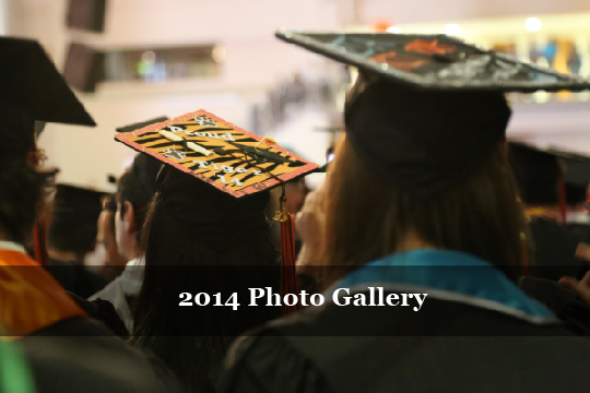 2014 Commencement Weekend