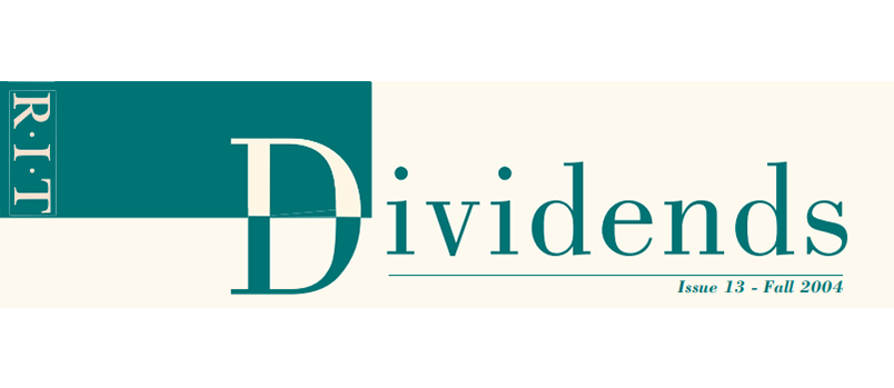 Dividends Fall 2004