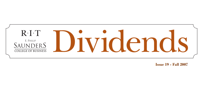 Dividends Fall 2007