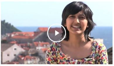 RIT students talk about their study abroad experiences at the RIT Croatia in Dubrovnik, Croatia
