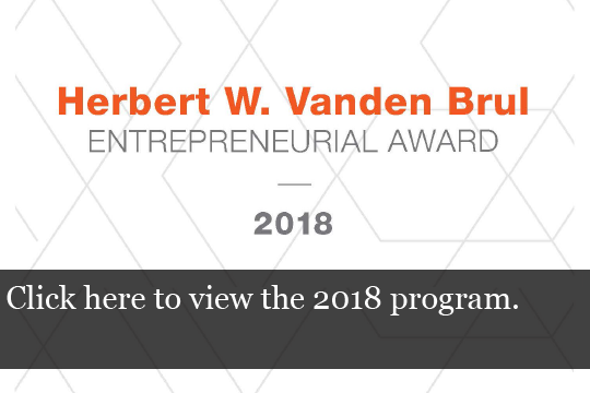 2018 Vanden Brul Program