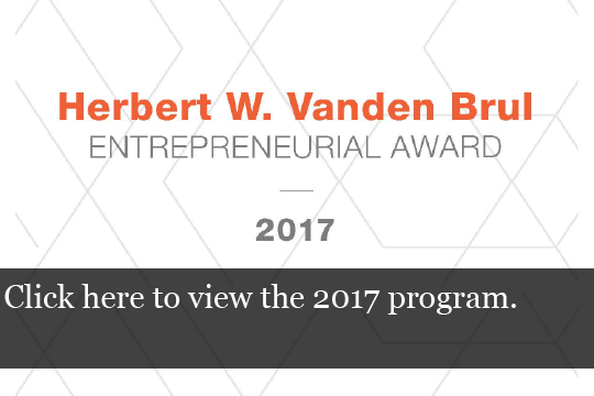 2017 Vanden Brul Program