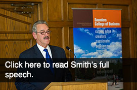 Click to read Smith's speech