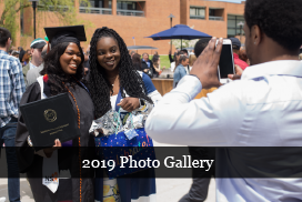 2019 Commencement Photo Gallery