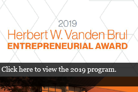 2019 Herbert W. Vanden Brul Award Program