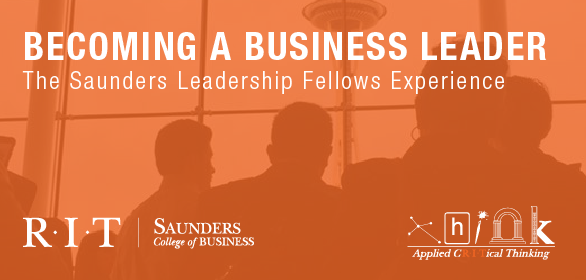 Becoming a Business Leader: The Saunders Leadership Fellows Experience