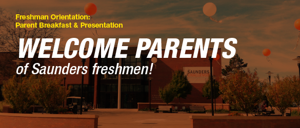 Parent Orientation Registration