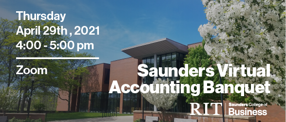 Saunders Virtual Accounting Banquet
