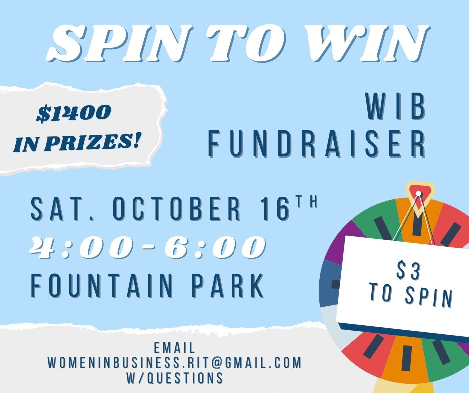 Spin To Win - Women in Business Fundraising Event