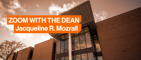 Zoom with the Dean