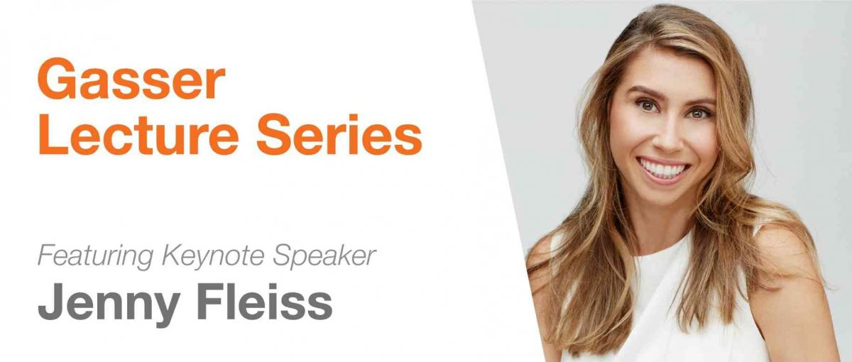 Gasser Lecture Series-Jenny Fleiss