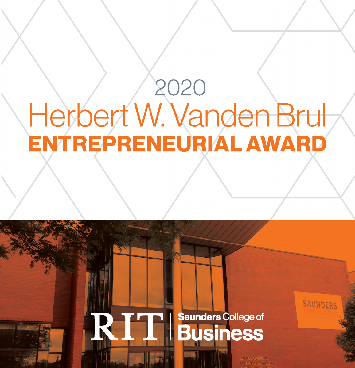 2020 Herbert W. Vanden Brul Award Program