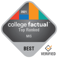 2021 College Factual MIS Ranking