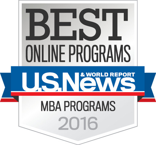 Saunders College ranks #33 for online EMBA