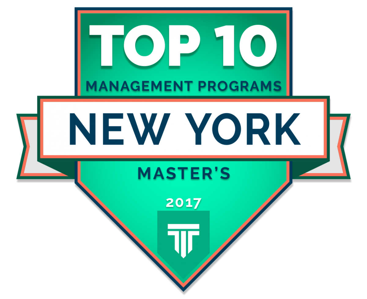 Saunders College ranks #1 for MS in Management