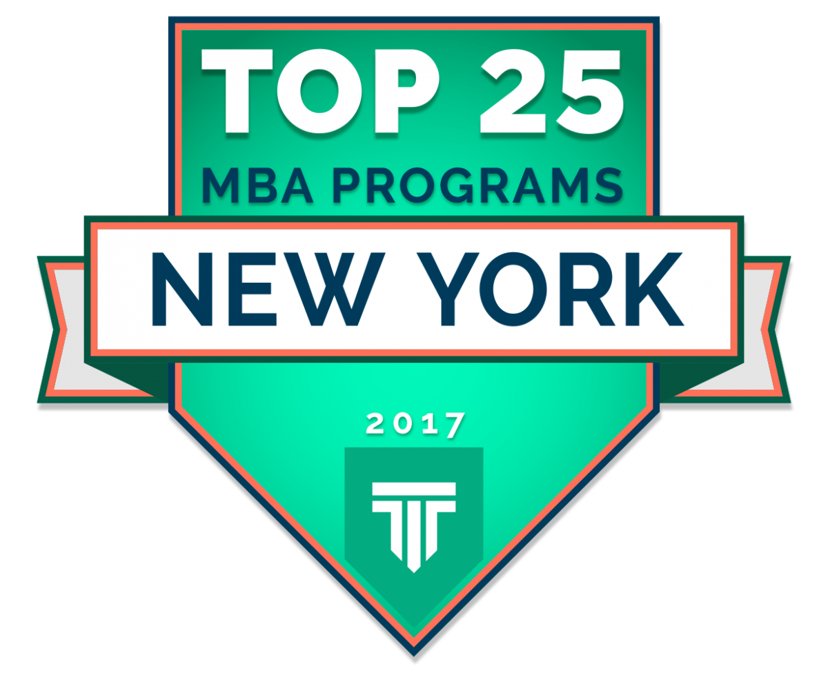 Saunders College ranks #18 for MBA in NY