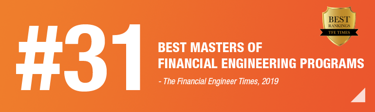 TFE Times, #31 Financial Engineering Programs