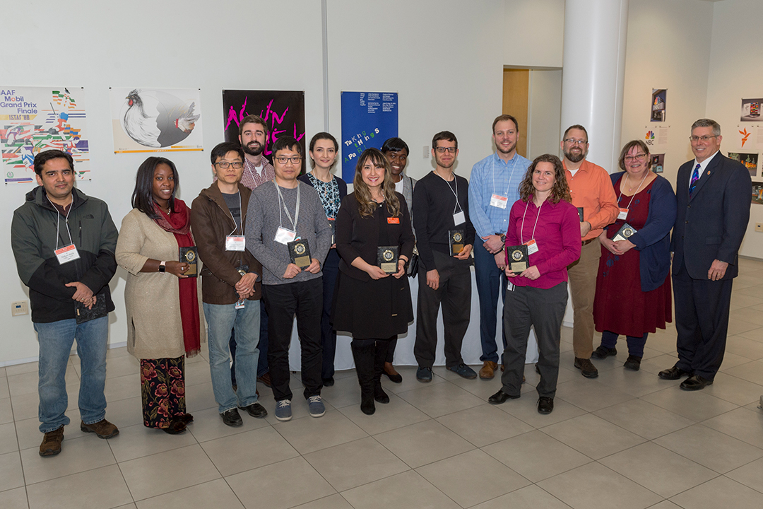 RIT honors researchers