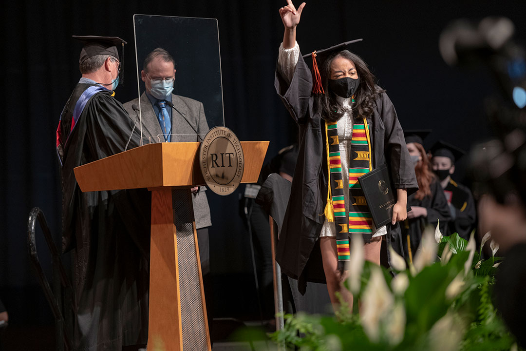 RIT sees more than 4,100 students graduate