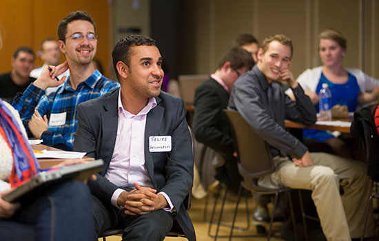 Annual Entrepreneurship Conference hosted by RIT Simone Center Oct. 26