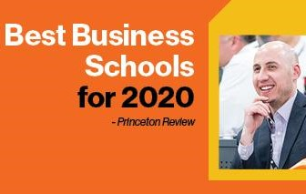"Saunders is one of the ""Best Business Schools for 2020"" According to The Princeton Review"
