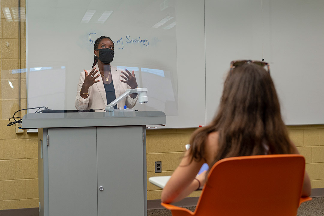 RIT faculty look ahead to classroom instruction this fall
