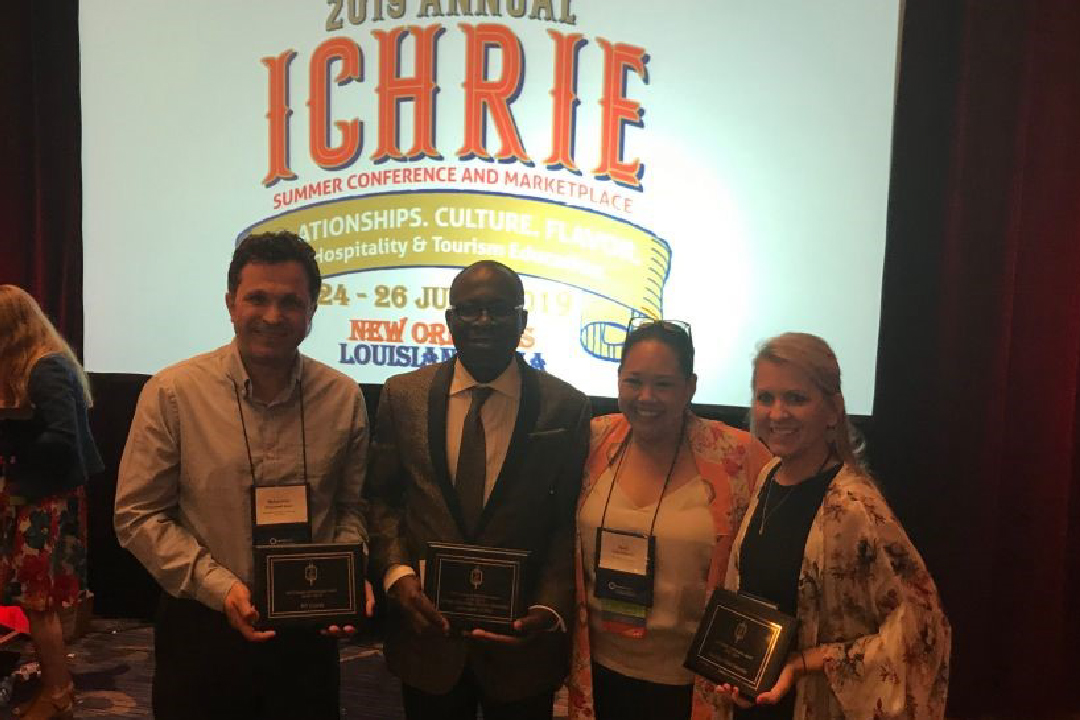 RIT's ESD Honorary Chapters experience growth and international recognition