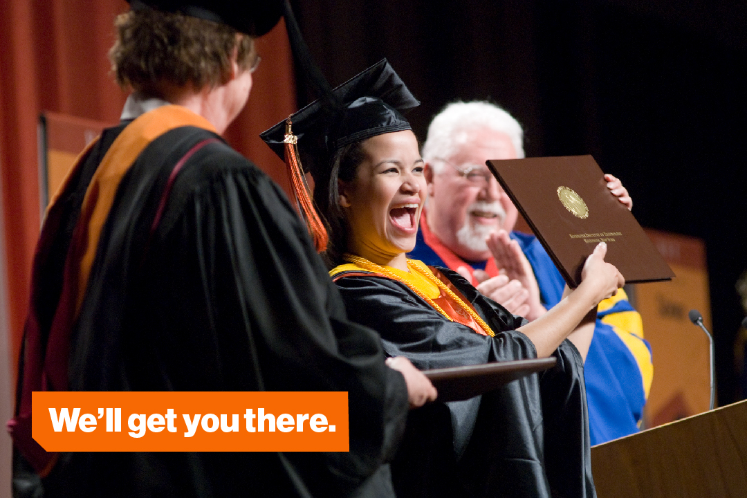 Financial aid for your graduate business degree