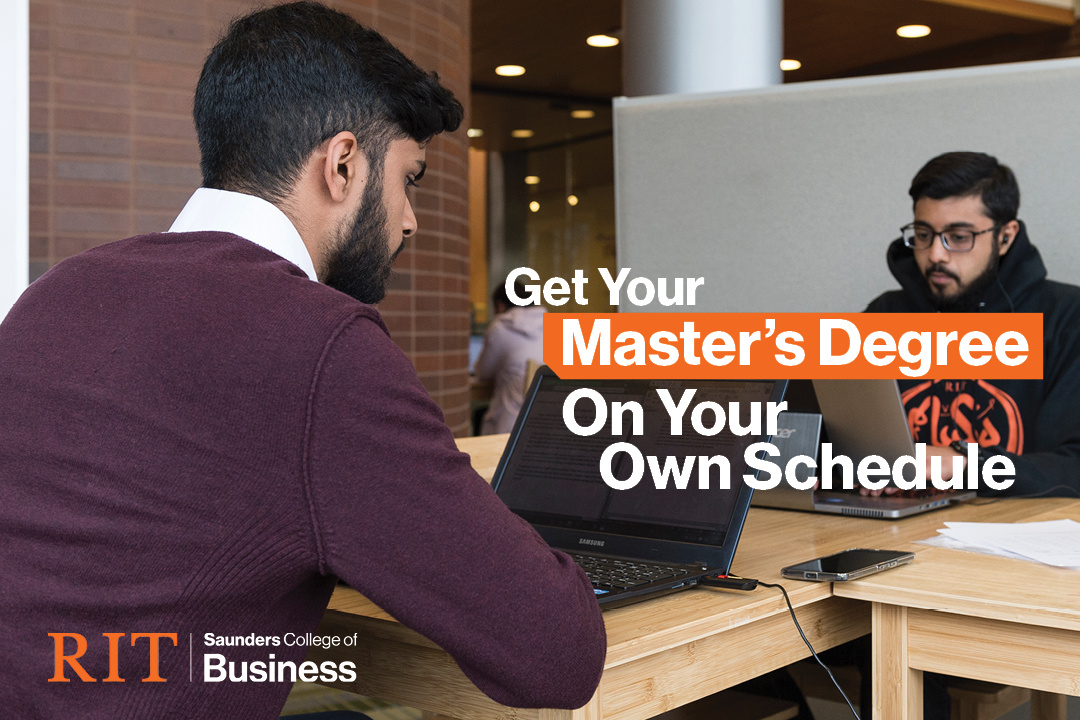 Find a Flexible Master's Program for Your Goals and Your Schedule