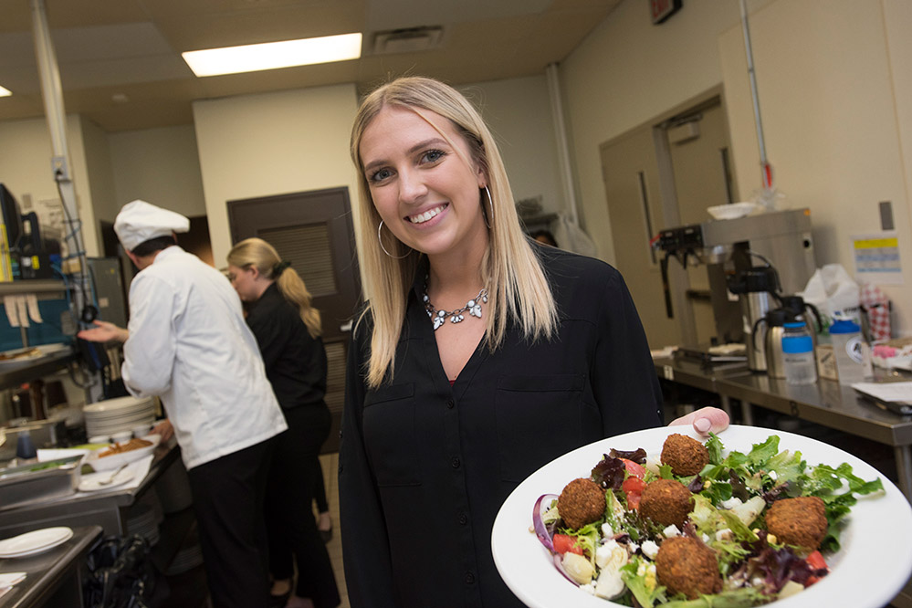 RIT student wins prestigious scholarship for studies in hospitality and tourism management