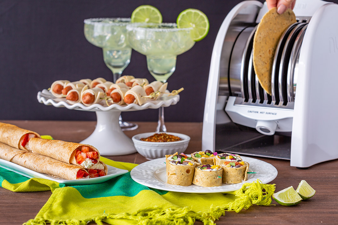 Alumni Update: Taco 'bout ingenuity: Grad invention hits market