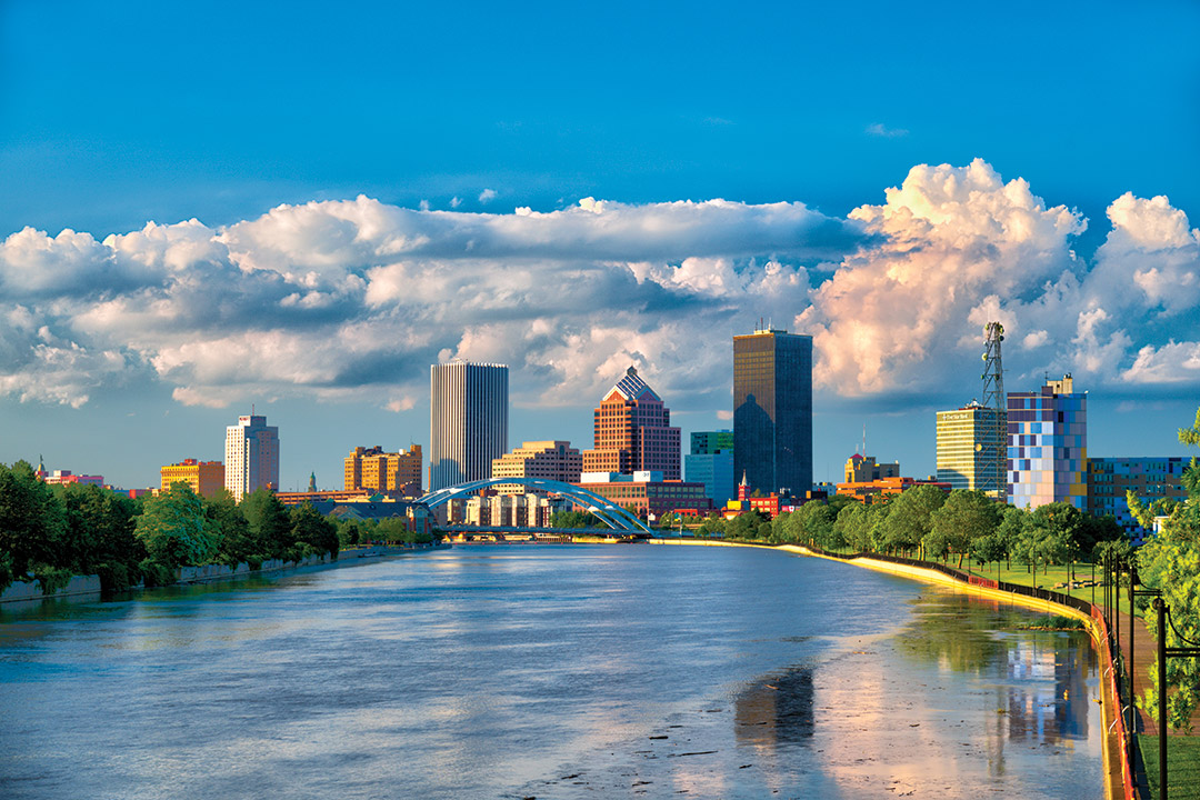 Rochester Rising: RIT is helping make Rochester a next-generation technology hub