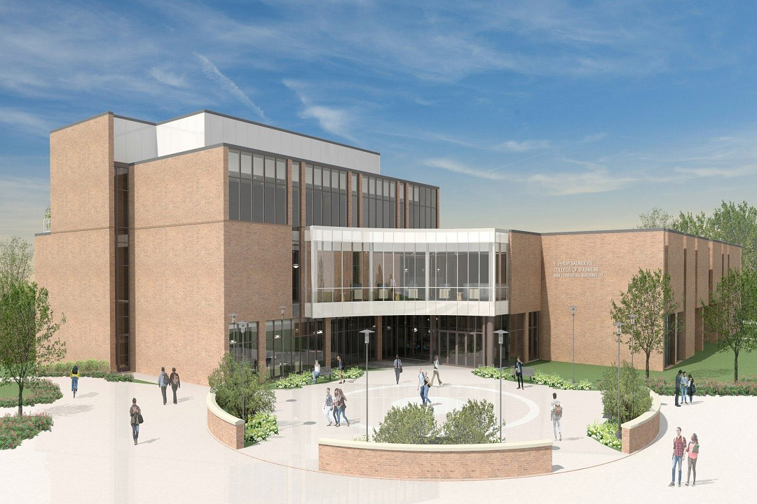Saunders College of Business is Growing!