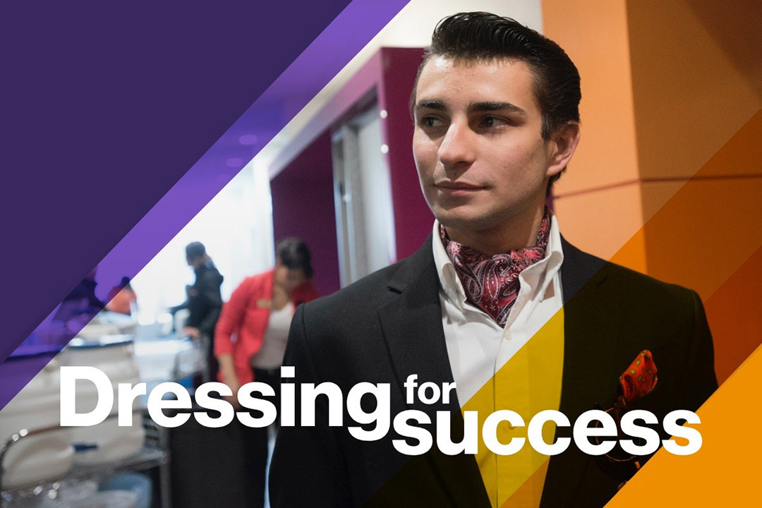 Dressing for success—even in virtual settings – can help lay groundwork for productive job interviews