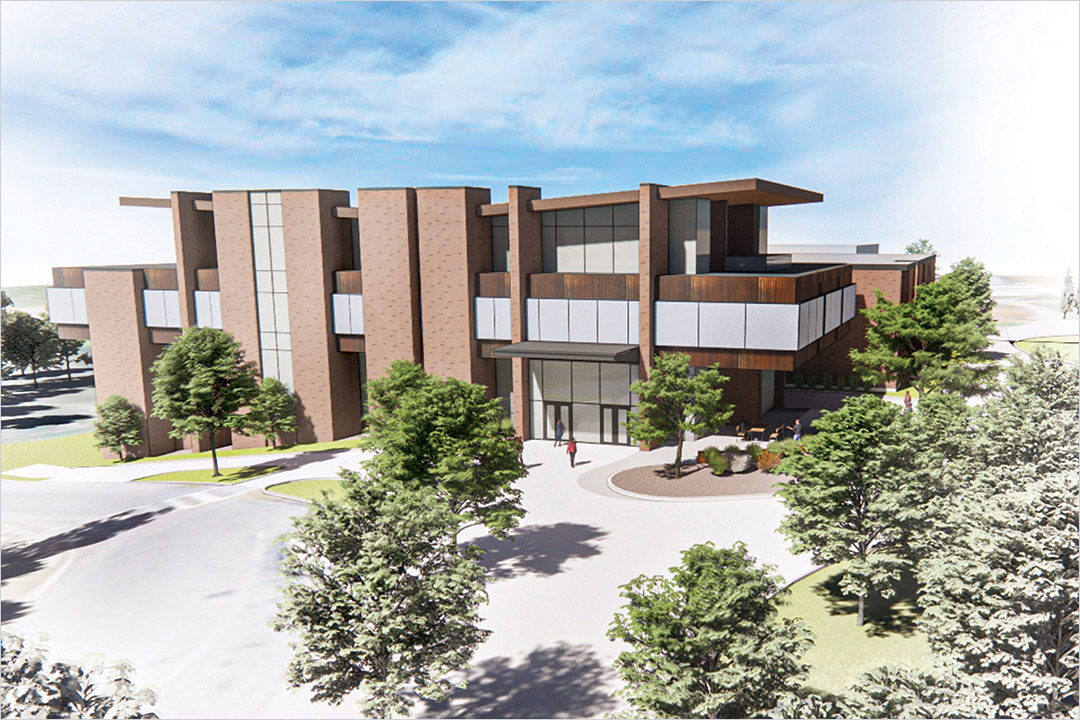Saunders College of Business expansion and renovation will break ground this fall