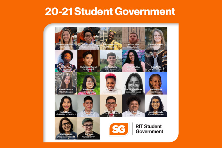 New Student Government leaders set for 2020-2021 year