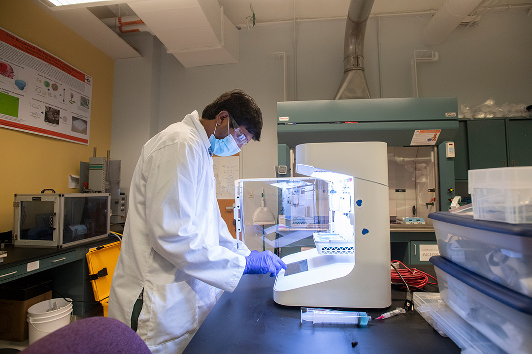 RIT surpasses $76 million in research funding in 2020-21 pandemic year