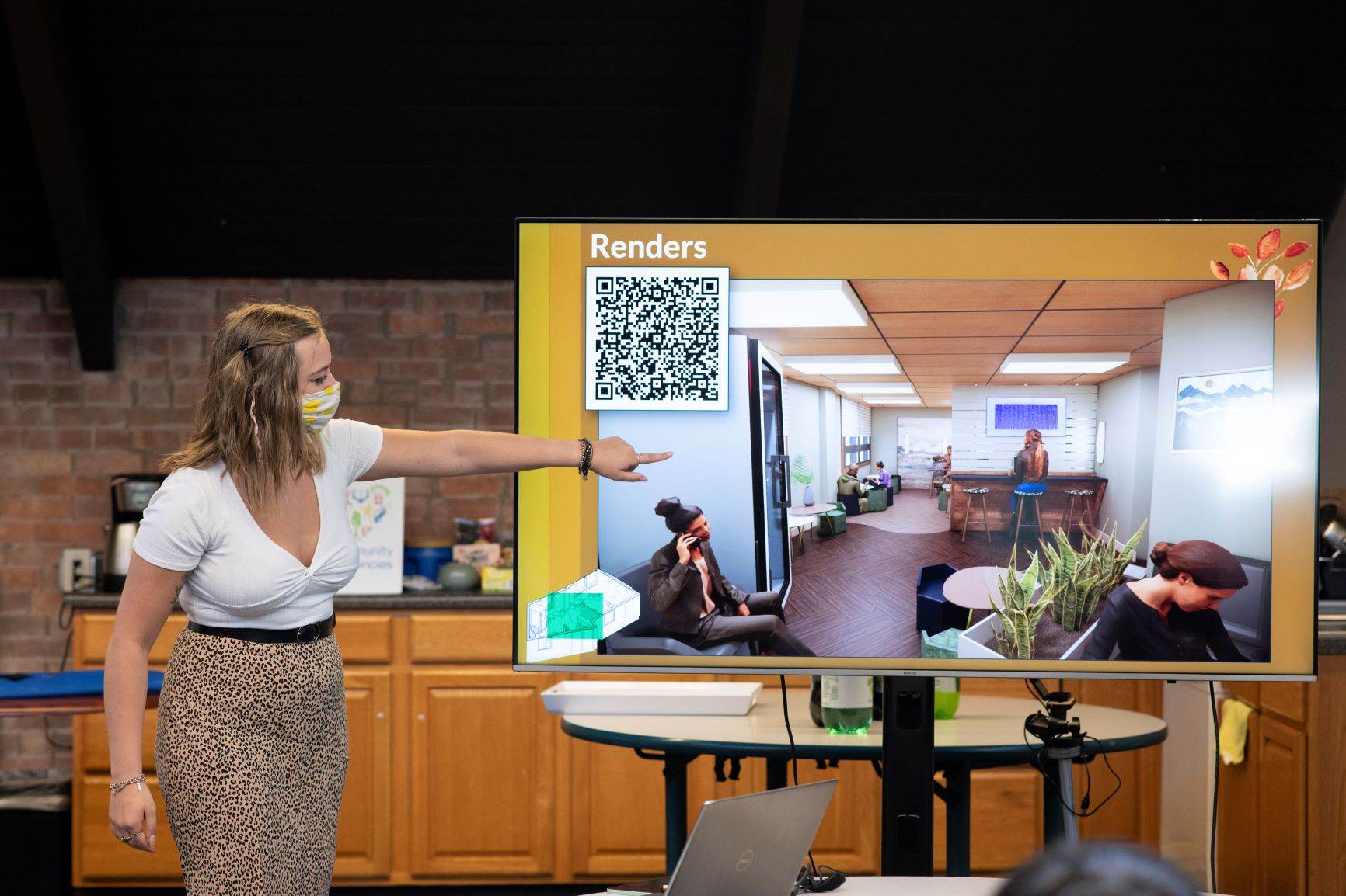 RIT students take on accessibility and medical care challenges by design