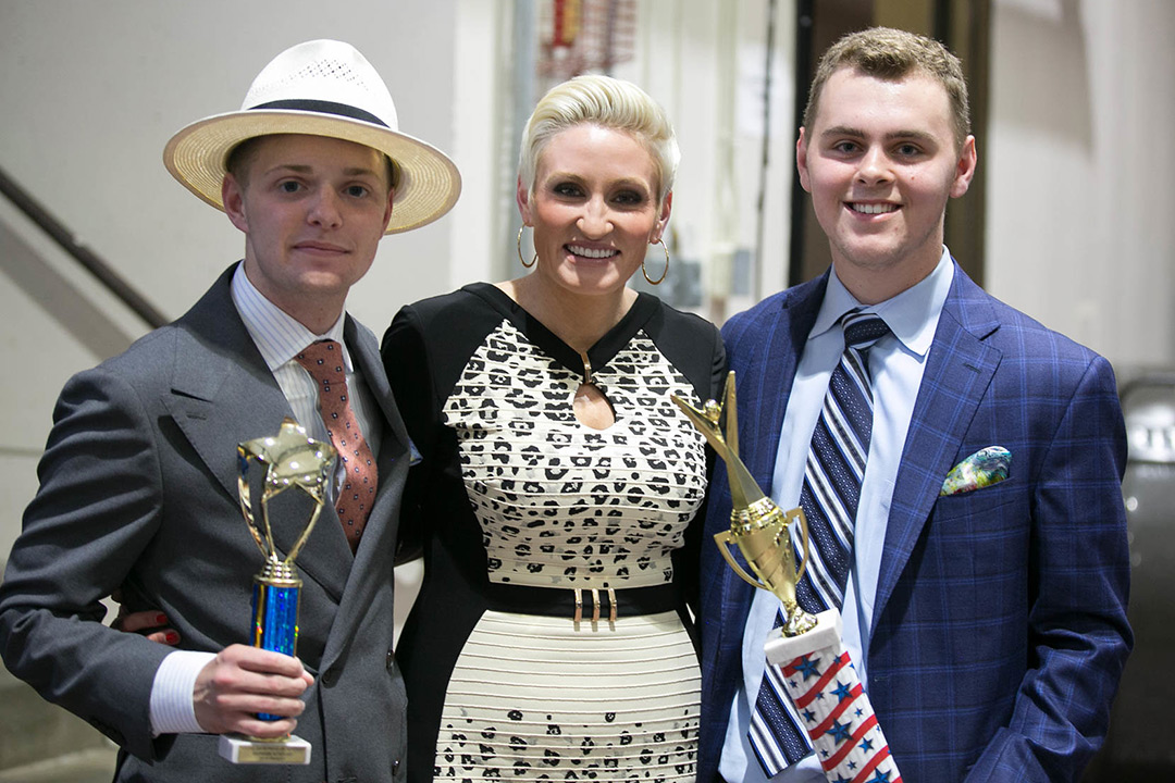 Young entrepreneurs storm RIT for 'Shark Tank'-style competition May 3