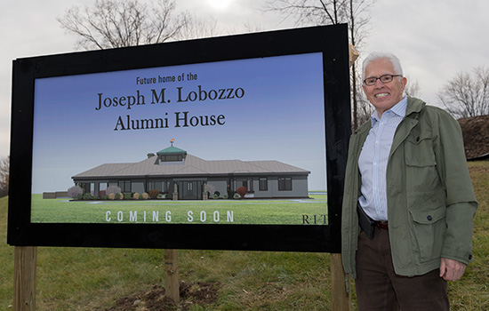 RIT's first alumni house  set to open this summer