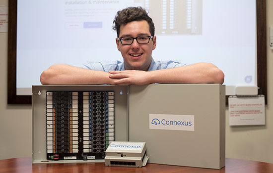 RIT student and company CEO dedicated to changing energy landscape for HVAC customers