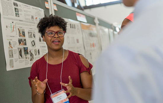 RIT's undergraduate student innovators unveil research at 27th annual symposium