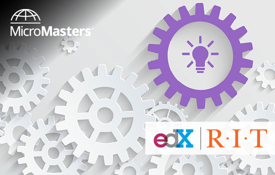 RIT launches MicroMasters program in Design Thinking with edX