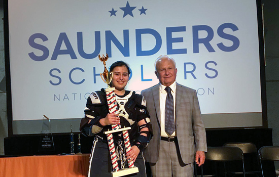RIT's business college hosts YEA! Saunders Scholars Competition May 4