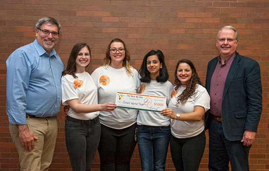 Winners announced for RIT/NTID Next Big Idea competition